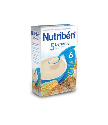 NUTRIBÉN 5 Cereales 600gr 5 Cereales