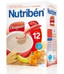 NUTRIBÉN Papilla de Trigo y Frutas 600gr 8 Cereales