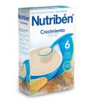 NUTRIBÉN Crecimiento 600gr 5 Cereales