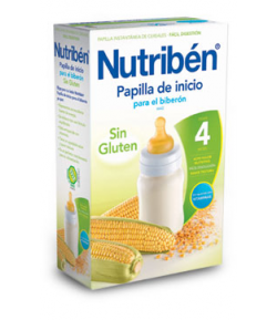 NUTRIBÉN Inicio para el Biberón 300gr