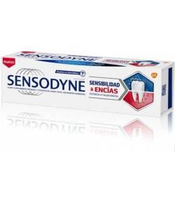 Pasta de Dientes Sensibilidad y Encías Fresh Mint 75ml SENSODYNE Dentífricos