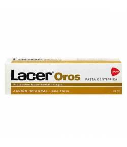 Pasta Dentrífica Oros 75ml LACER