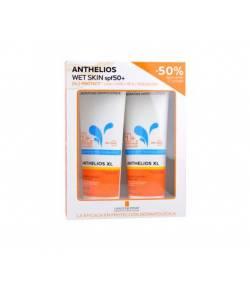 ANTHELIOS XL SPF50 Gel Wet Skin 2x250ml LA ROCHE POSAY Protección solar