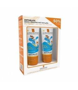ANTHELIOS DERMOPEDIATRICS SPF50 Gel Wet Skin 2x250ml LA ROCHE POSAY Protección solar