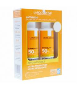 ANTHELIOS XL SPF 50+ Spray 2x200ml LA ROCHE-POSAY Protección solar