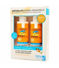 ANTHELIOS Duplo Spray Dermo Pediatrics 2x200ml LA ROCHE-POSAY